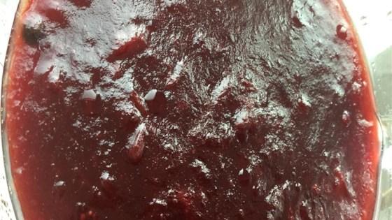 Photo of Cranberry Sauce with Orange Zest by Craig Richman