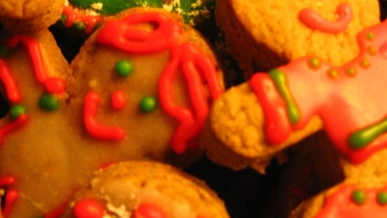 Photo of Gingerbread Folk by Bowen