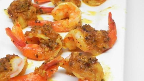 Monica's Japanese Garlic Dollop Shrimp