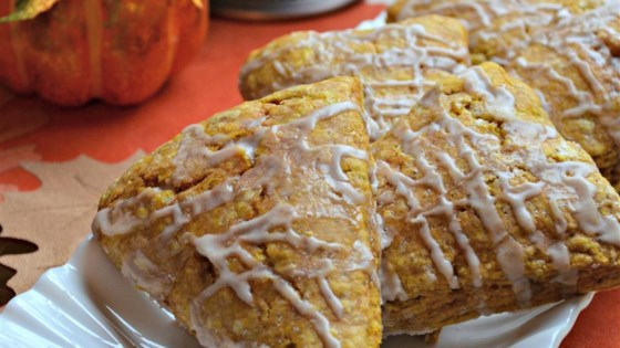 Photo of Val's Pumpkin Scones by valc