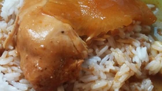 Photo of Slow Cooker Hawaiian Chicken by SammiB