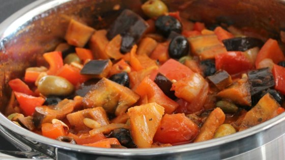 Photo of Eggplant and Tomato Caponata by CDKIRSHNER