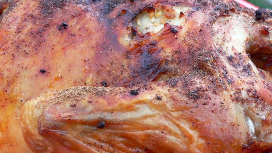 Photo of Masala-Spiced Roast Chicken by Countess
