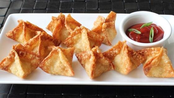 Photo of Chef John's Crab Rangoon by Chef John