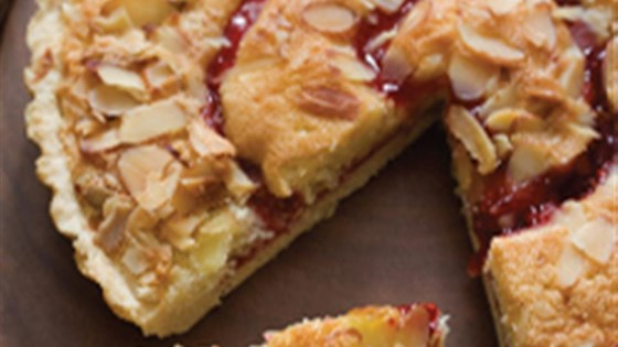 Photo of Streusel Topped Cranberry Pear Tart by STEVIA In The Raw