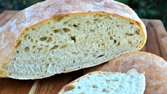Photo of Effortless Rustic Bread by amyw