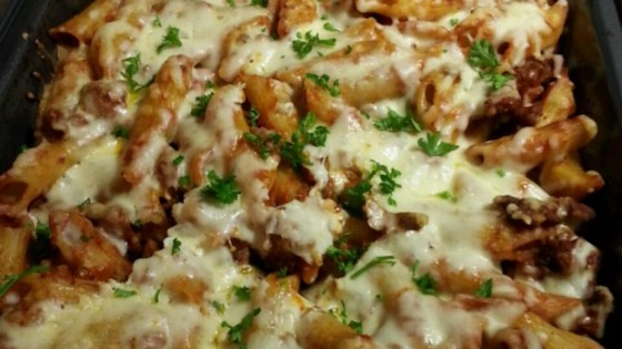 Photo of Baked Penne with Italian Sausage by SADIEQQ