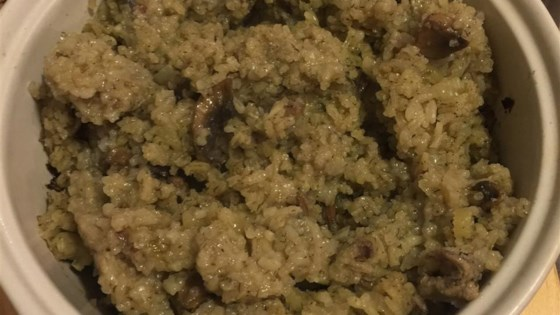 Traditional Rice Stuffing