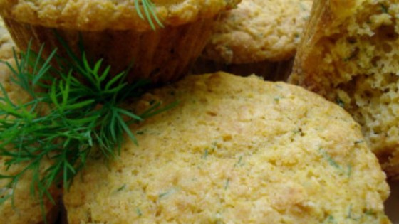 Photo of Chive and Dill Muffins by Laka kuharica - Easy Cook