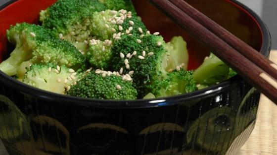 Photo of Sesame Broccoli Salad by sal