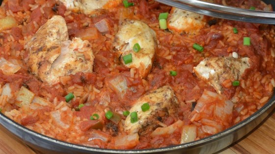 Photo of Creole Chicken Recipe by Grace Carolyn Bowers-Reimondo