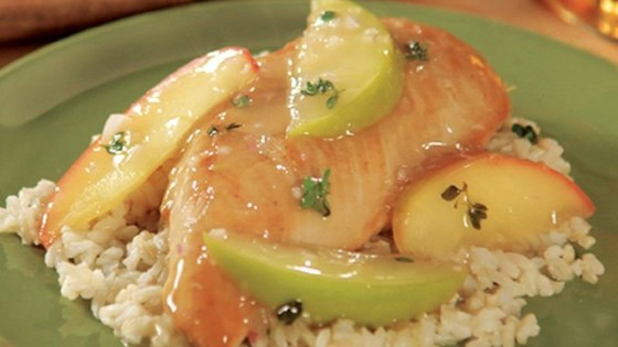 Photo of Apple Cider Chicken with Wild Rice by Nestle® Beneful®