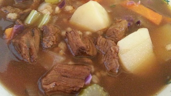 Photo of Beef and Barley Soup III by BarbCA