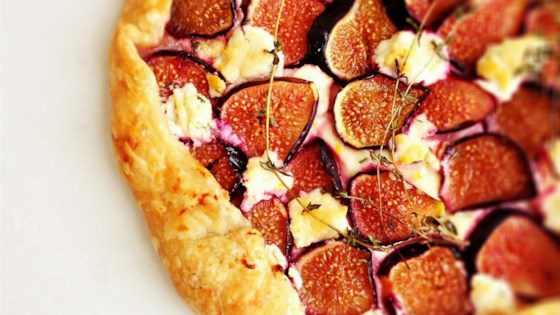 Photo of Fresh Fig and Goat Cheese Tart by Chef John
