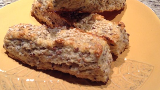 Photo of Multigrain Seed Biscuits by SandyS