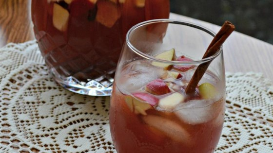 Photo of Cranberry Sangria by Cathy K