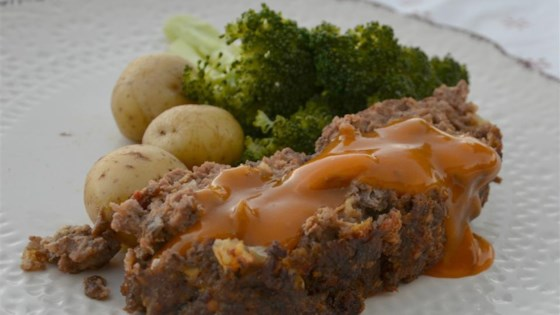 Photo of Mom's 'Best Ever' Meatloaf by Natasha