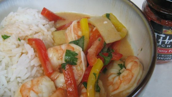 Photo of Shrimp Red Thai Curry by MITCHNSTEVE