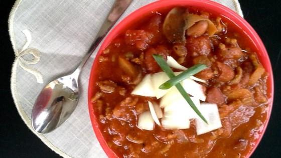 Thick and Savory Chili