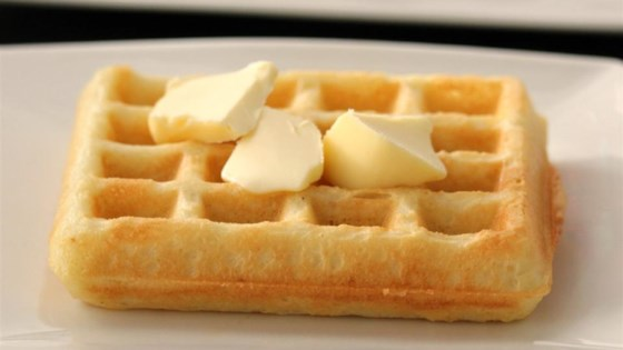 Photo of Gluten-Free Overnight Yeasted Waffles  by Buckwheat Queen
