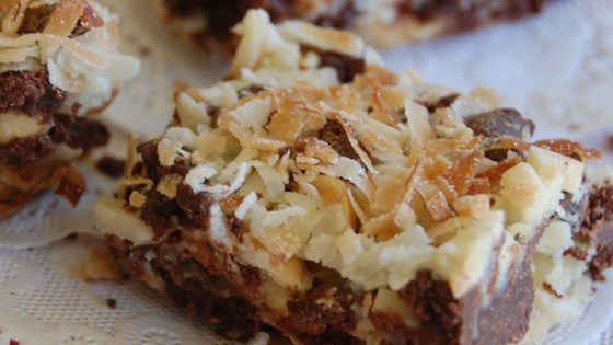 Photo of Amazing Gluten-Free Layer Bars by Kate