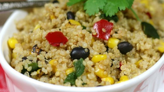 Photo of Simple Mexican Quinoa by eaforsythe