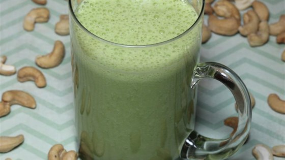 Photo of Green Tea Pear Smoothie by Ebolabunny