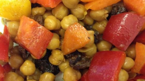 Photo of Curry Chickpea Salad by jenniejenjen