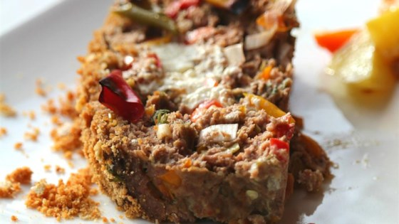 Photo of Habanero and Goat Cheese Meat Loaf by AnimalsTasteGood