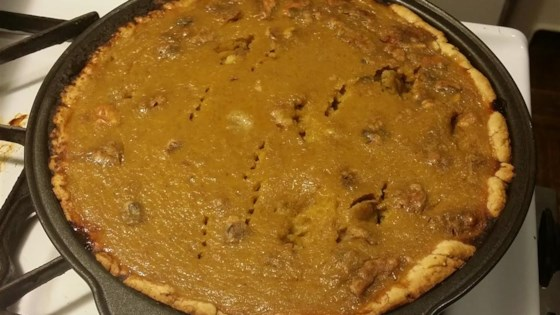 Photo of Vanilla Walnut Pumpkin Pie by Shannon(a.k.a MurderSmooch)