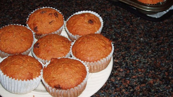Photo of Carrot Muffins by jen