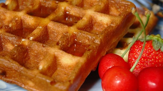 Photo of Belgian Waffles by Bobbi Jo