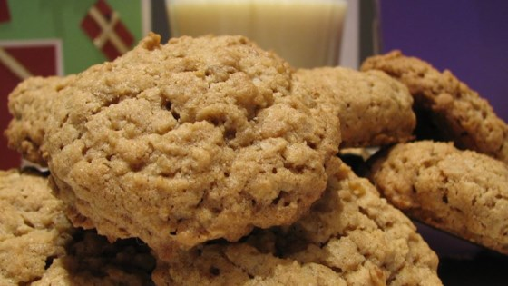 Photo of Kristen's Awesome Oatmeal Cookies by KRISTEN HATHAWAY