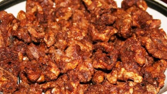 Photo of Cinnamon Glazed Walnuts by McCormick® & Company