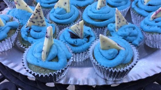Photo of Shark Cupcakes by Saint Jimmy