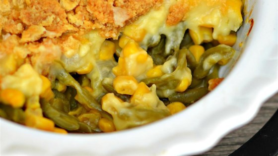 Photo of Creamy Green Bean Casserole by maxxkatt16