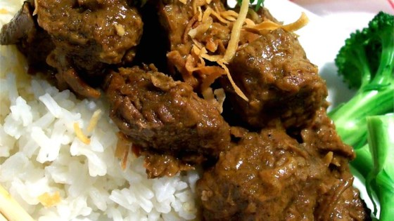 Malaysian beef rendang recipe allrecipes malaysian beef rendang forumfinder Image collections