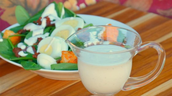Photo of Cold Spinach Salad Dressing by Sharirus