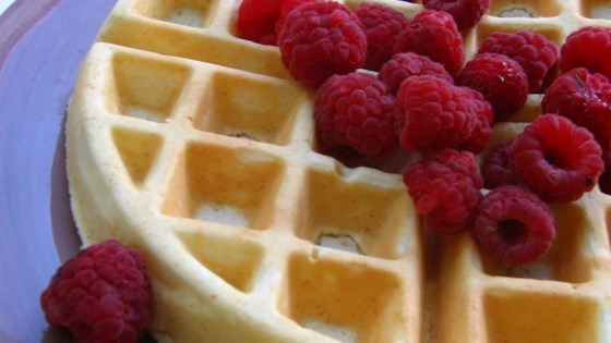 Photo of Mom's Best Waffles by Love
