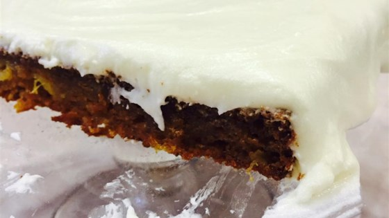 Photo of Awesome Carrot Cake with Cream Cheese Frosting by Tracy Kirk