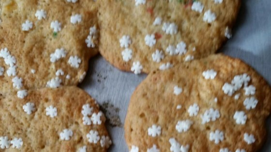 Photo of Bette's Pineapple Cookies by Linweather