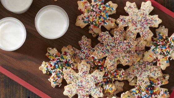 Photo of Snowflake Sugar Cookies by Reynolds Kitchens®