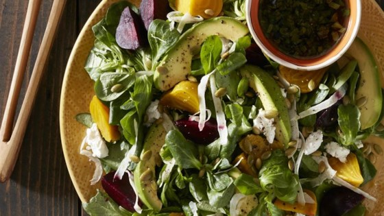 Photo of Beet and Fennel Salad with Goat Cheese by Reynolds Kitchens®