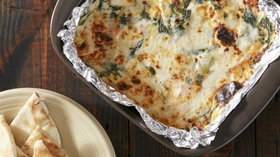 Photo of Roasted Butternut Squash and Spinach Dip by Reynolds Kitchens®