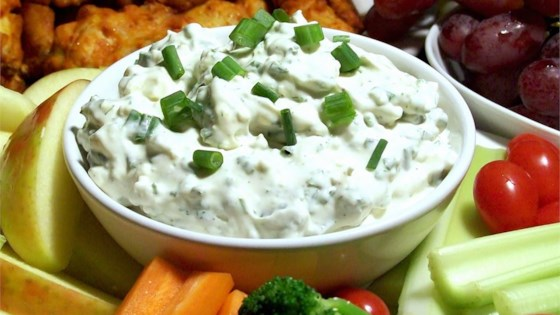 Blue Cheese Dip II Recipe - Allrecipes.com