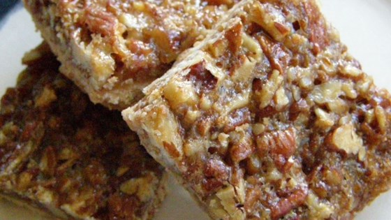 Photo of Pecan Pie Bars I by Marietta Strothmann