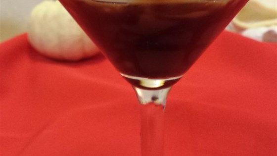 Photo of Chocolate-Covered Cherry Martini by jcandersen