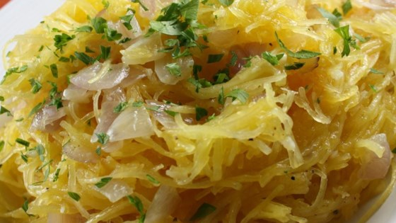 Photo of Spaghetti Squash Saute by joycekling
