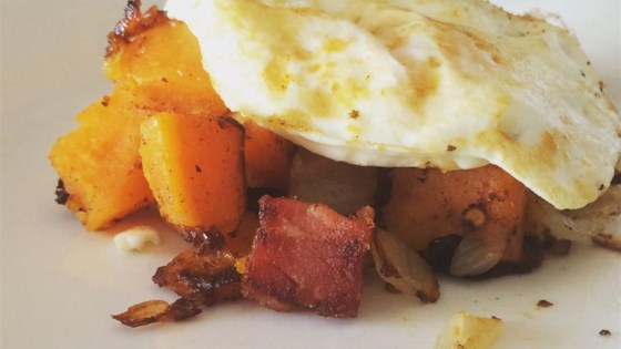 Photo of Savory Sweet Potato Hash by reggie1642