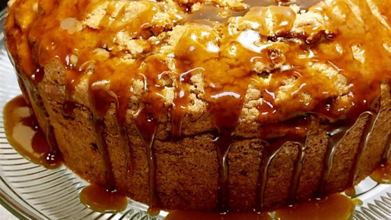 Apple Bundt Cake Recipes Caramel Glaze